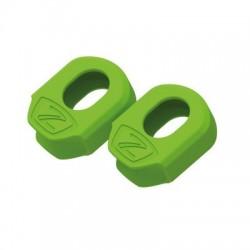 Protector de bielas de carbono ZEFAL XL verde