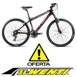 """OFERTA Bicicleta Montaña JW Aluminio 26"""""""