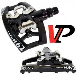 Pedales Automáticos Bicicleta VPR62 MTB Mixto