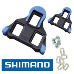 Calas de Pedal SHIMANO SH-12 AZUL