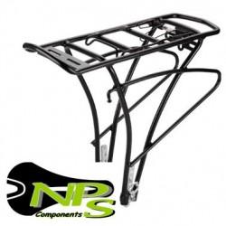 "Portabultos Bicicleta NPS Aluminio 24"" - 26"" - 28"" Freno V Brake"