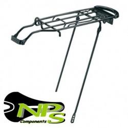"Portabultos Bicicleta NPS Acero  26"" - 28"" Freno V Brake"