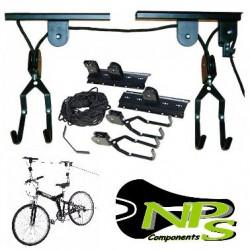 Soporte al techo para Bicicleta NPS Poleas